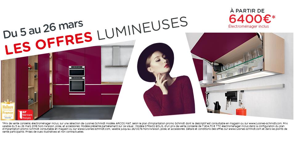 offres promo toute l 39 actualit magasin schmidt saint quay perros schmidt. Black Bedroom Furniture Sets. Home Design Ideas