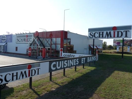 heureux de vous accueillir dans lEspace Schmidt de Portet sur Garonne