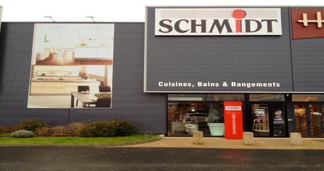 Votre magasin schmidt saint maur cuisines rangements salles de bains - Cuisine schmidt chateauroux ...