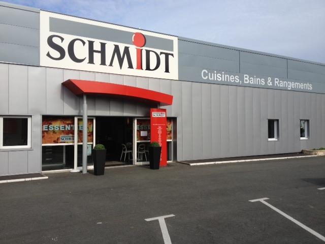 Votre magasin schmidt rochefort cuisines rangements salles de bains - Espace cuisine rochefort ...
