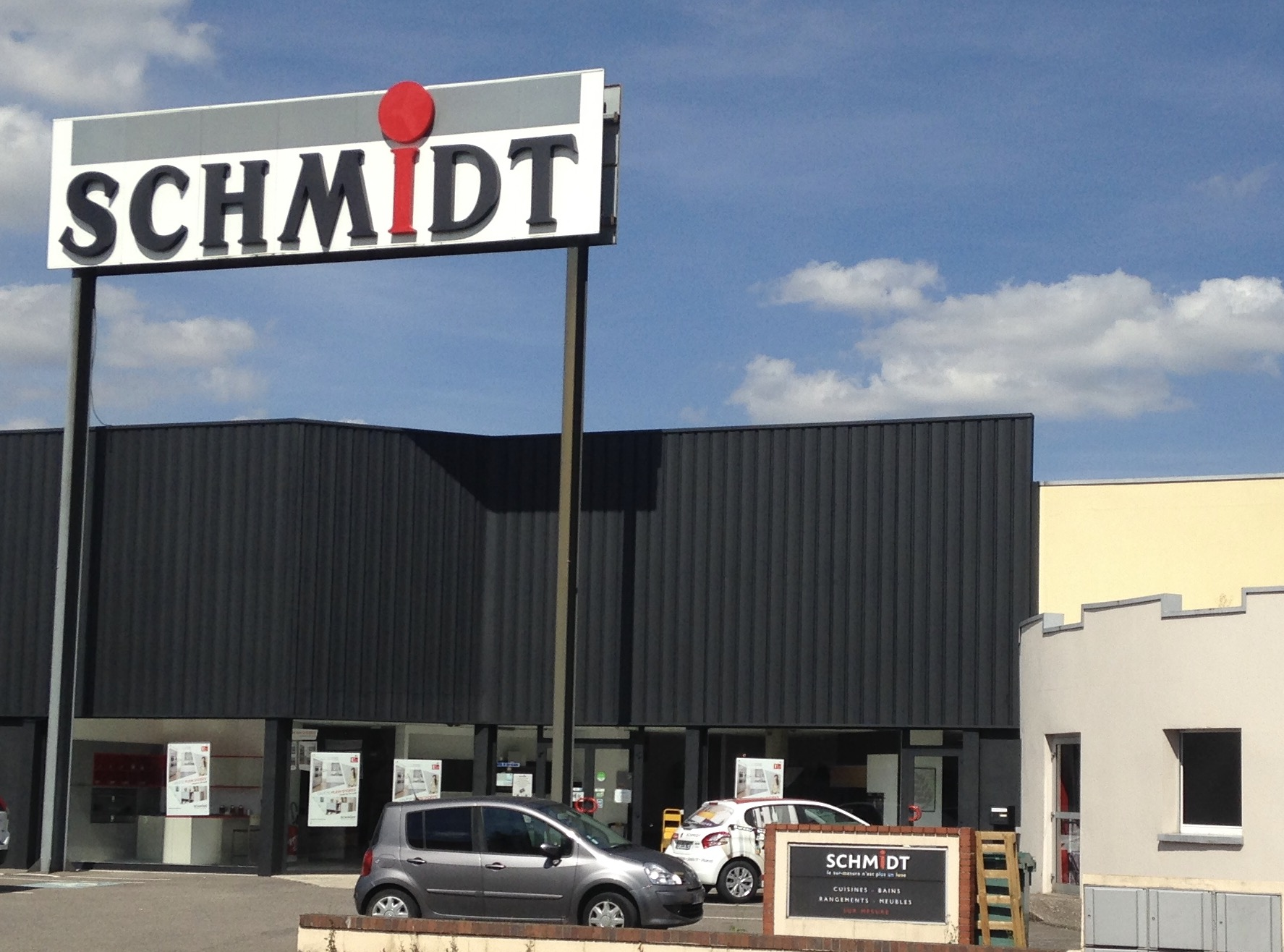 SCHMIDT ESSEY-LES-NANCY