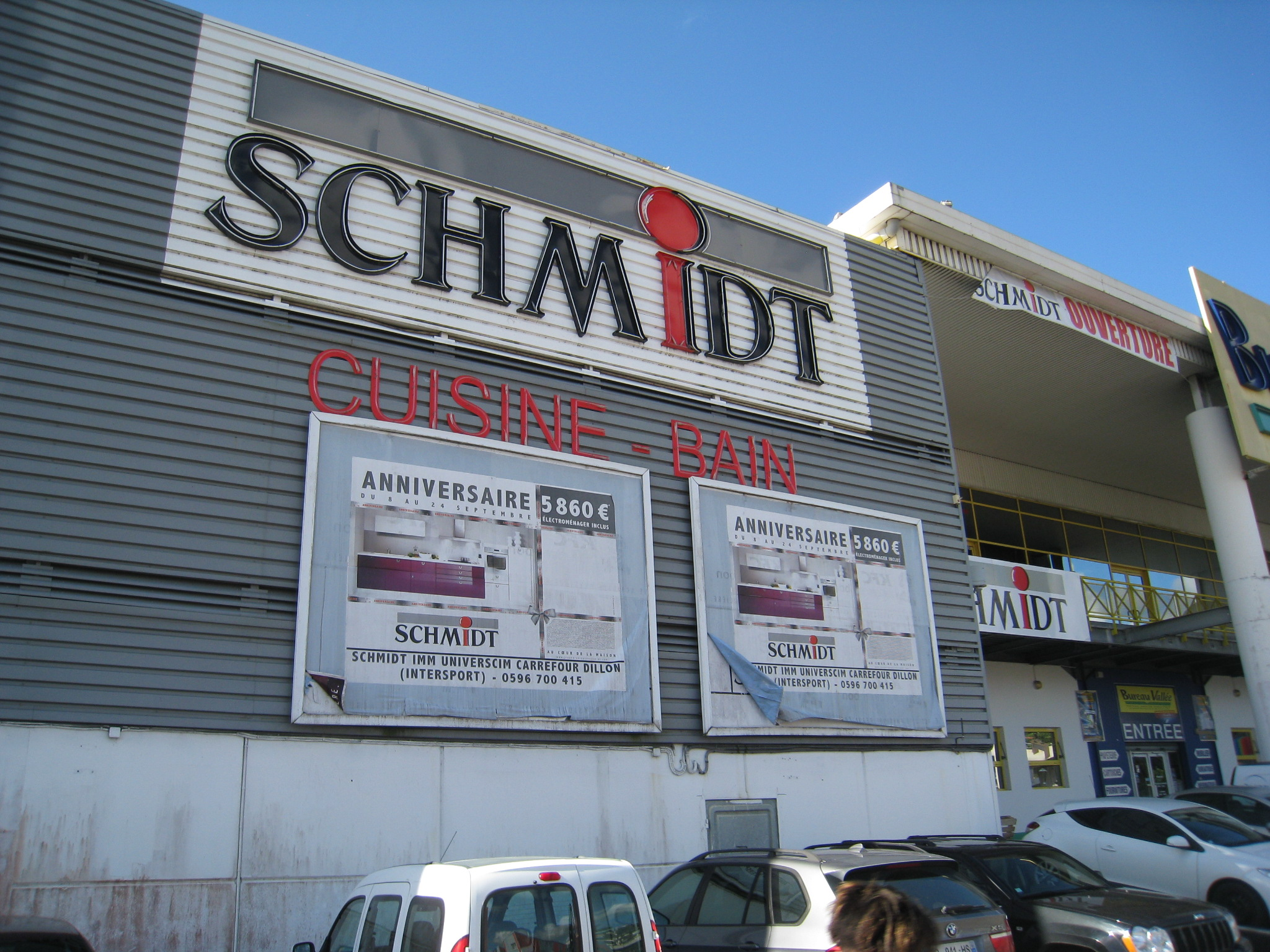 SCHMIDT FORT-DE-FRANCE