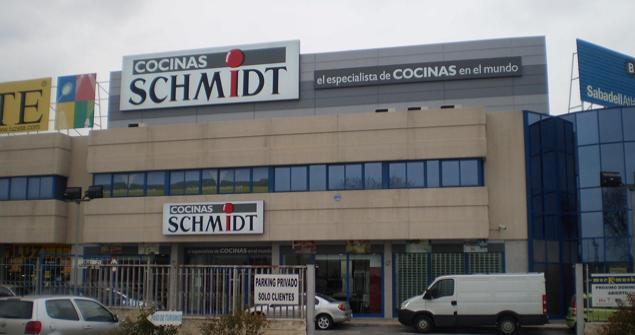 SCHMIDT MADRID - LEGANÉS