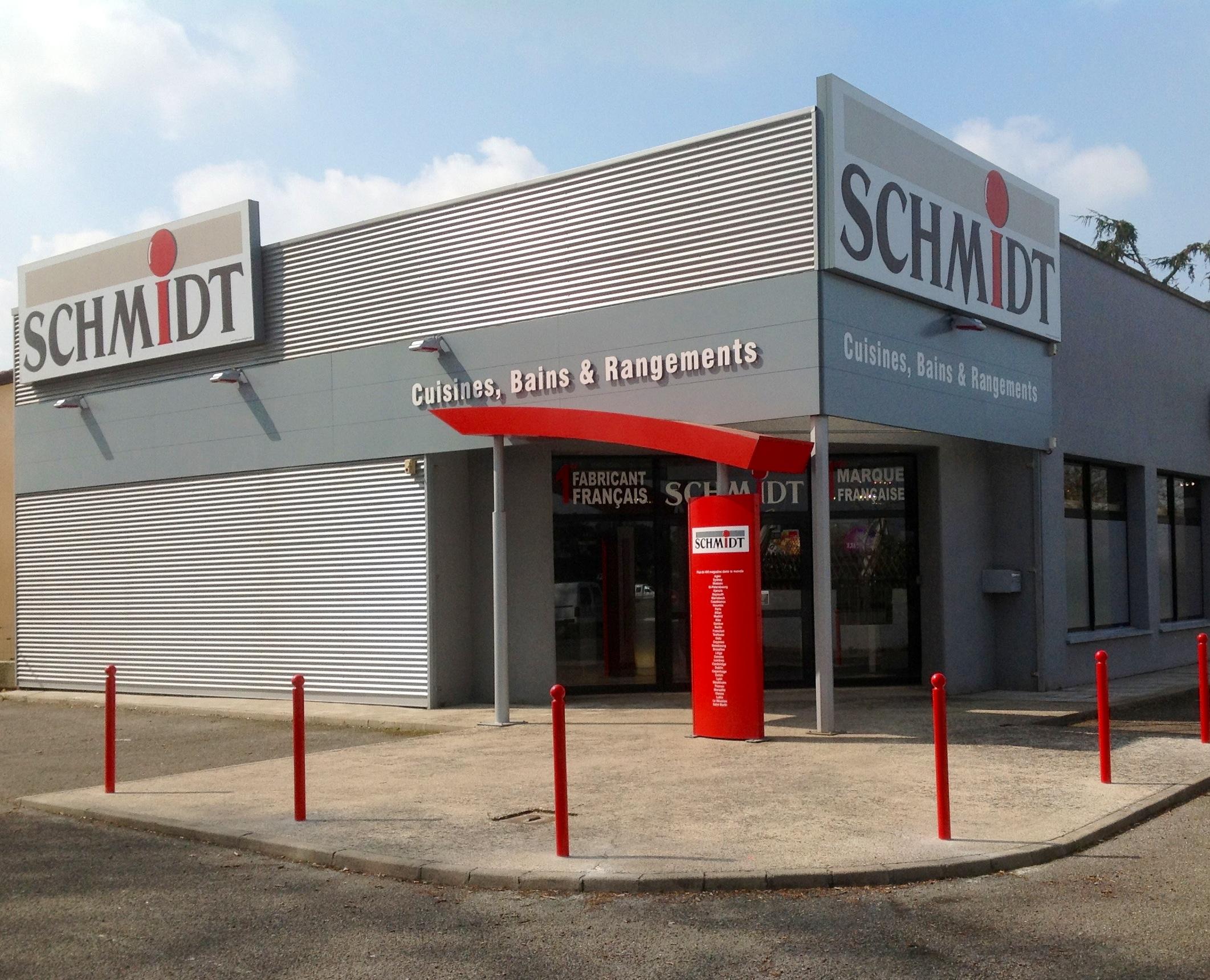 Centre-conseil SCHMIDT AGEN - BOE