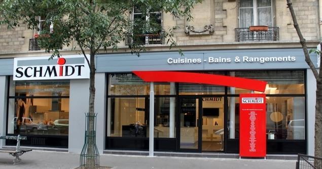 Votre Magasin Schmidt Paris 11 Cuisines Rangements