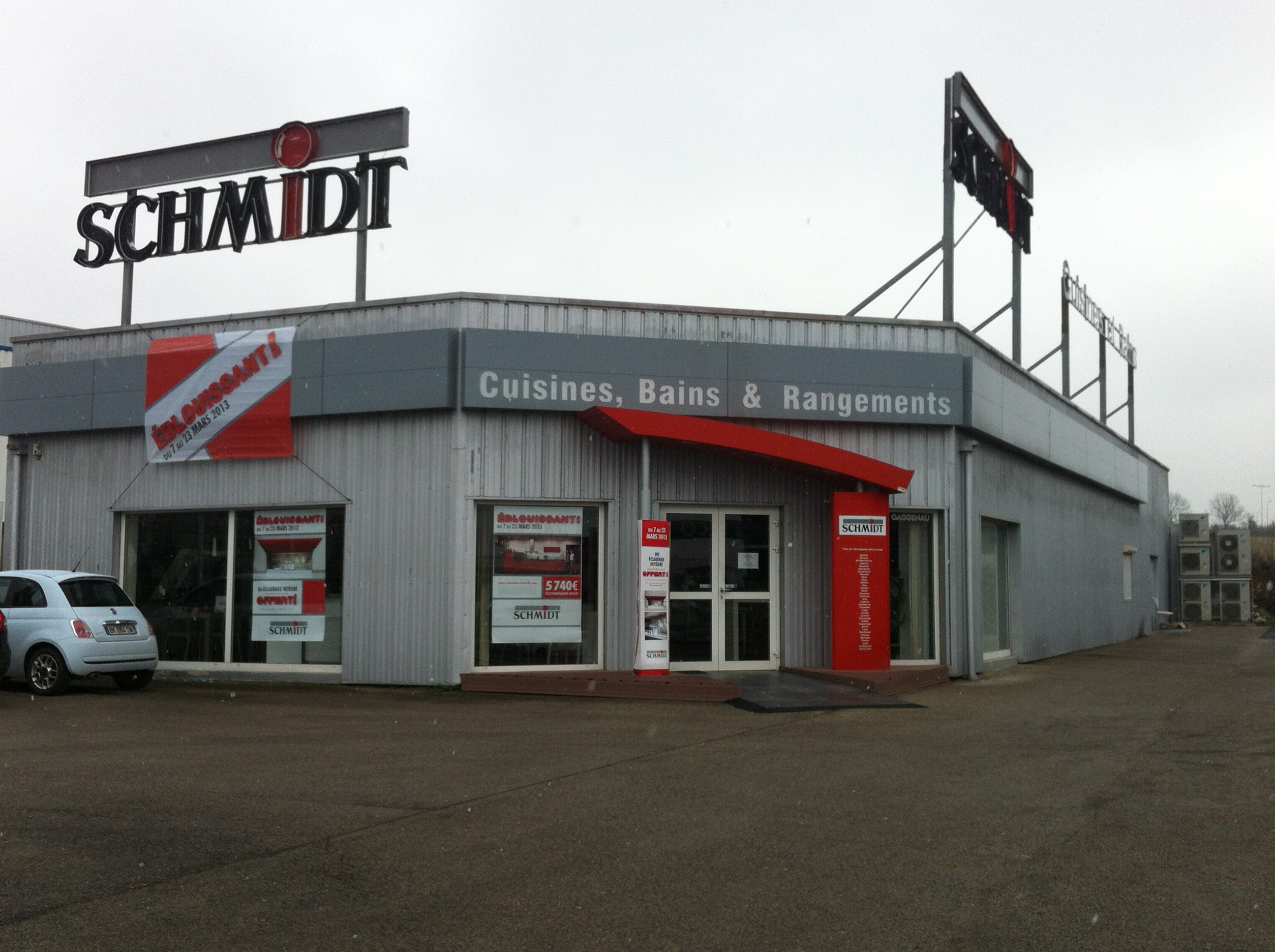 SCHMIDT ONET-LE-CHATEAU / RODEZ