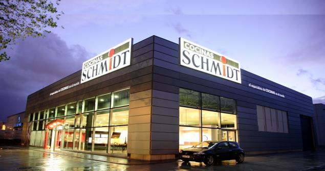 Su tienda schmidt vitoria gasteiz cocinas muebles de for Cocinas schmidt vitoria