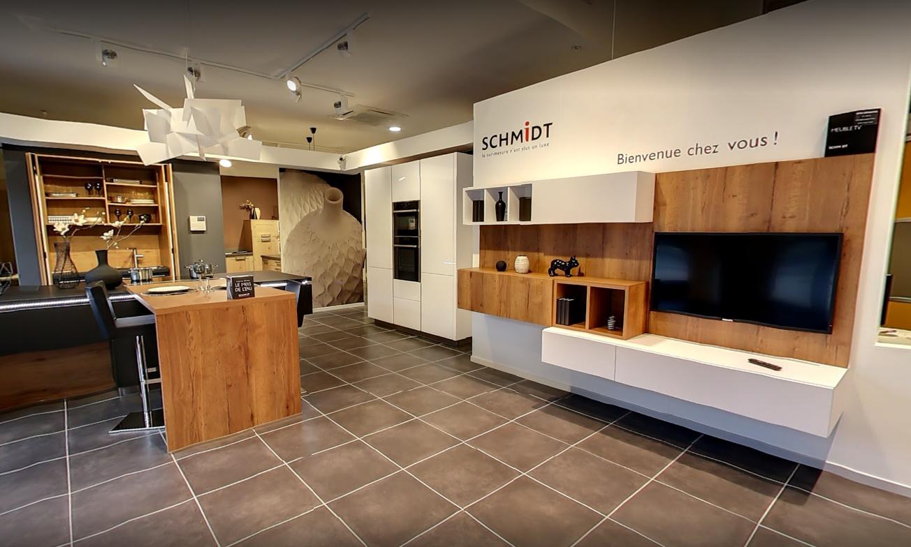 Votre magasin schmidt wavre cuisines rangements salles - Modeles cuisines schmidt ...