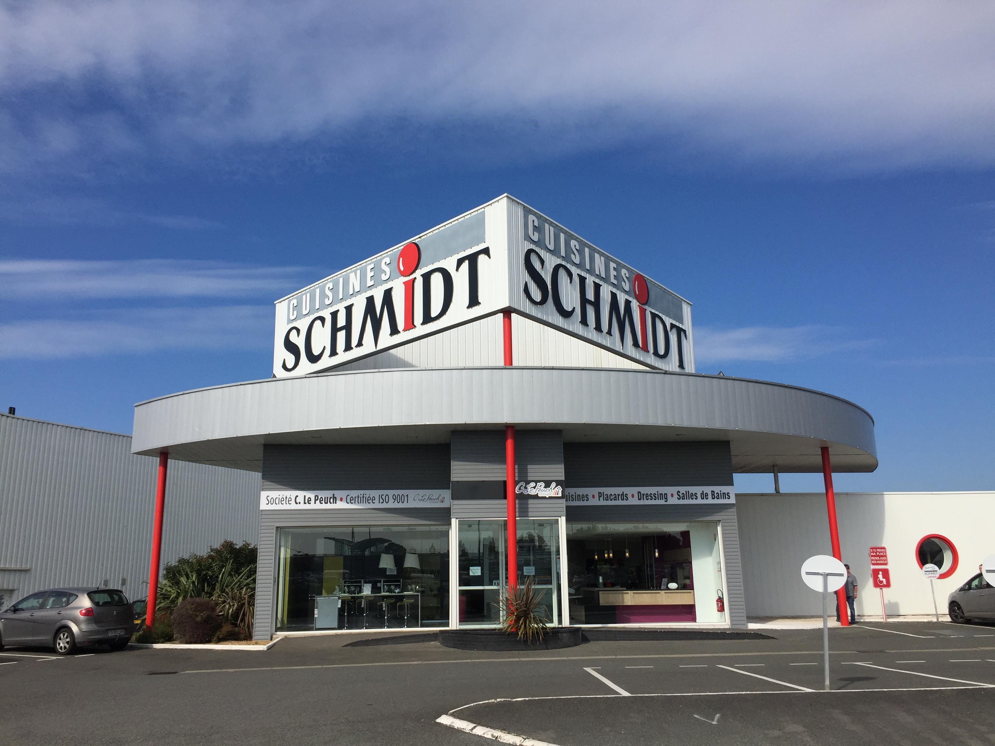 SCHMIDT ST BRIEUC/ LANGUEUX