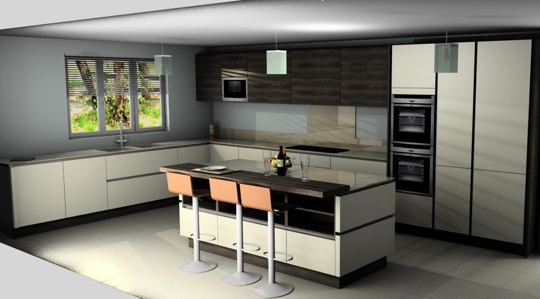 Kitchen bathroom and home living showroom in chertsey - Schmidt kitchens ...